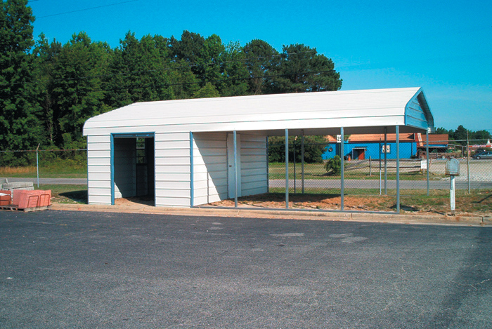 Garage Enclosure Plans : Pdf versatube carport enclosure kit plans diy free small