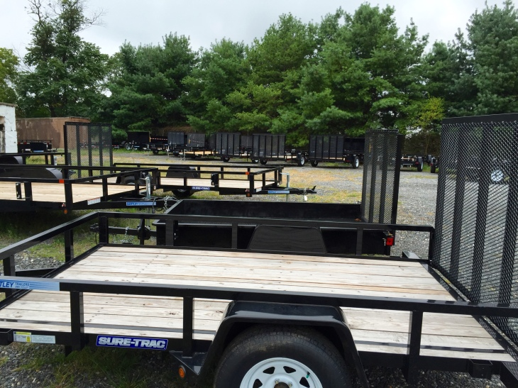 Landscape Trailers Woodbine MD Bartley Trailers