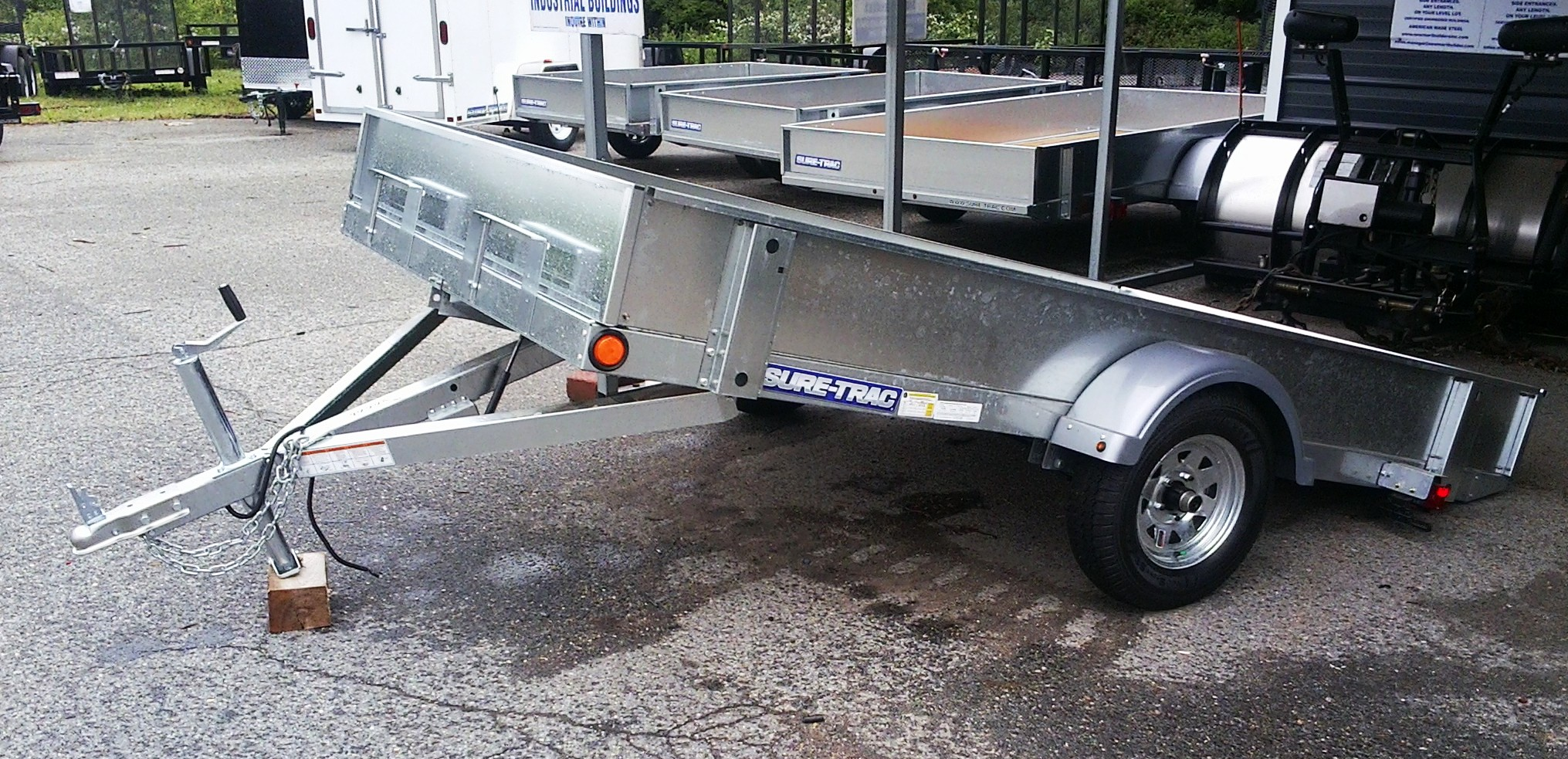 The Great American Anti Towing Conspiracy additionally Utility Trailers Millbrook Al further  additionally Cargo Trailer Conversion further Lightdutydump. on 5x10 dump trailers